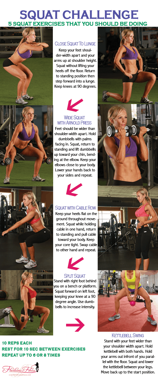 squat-workout-for-women