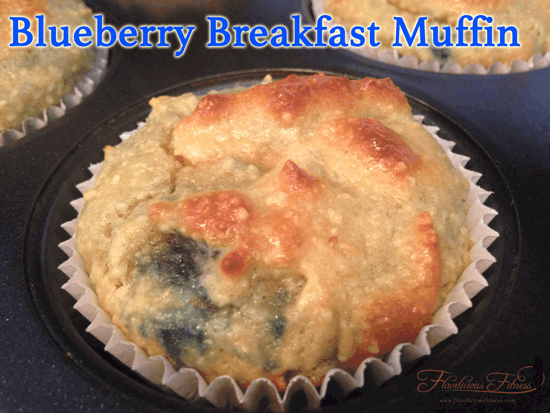 healthy muffins for breakfast