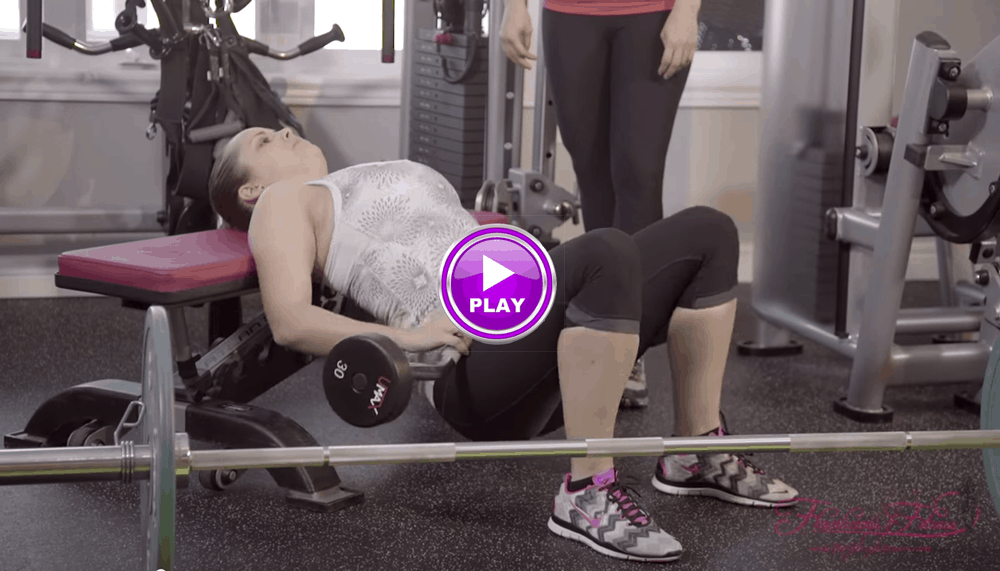Total Body Fat Loss Workout Video #2 – Inner Thigh Toning Exercises