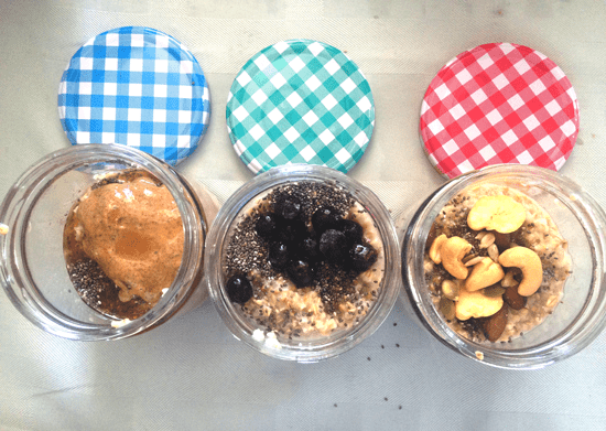 Tasty Thursday – Get Ripped Oatmeal