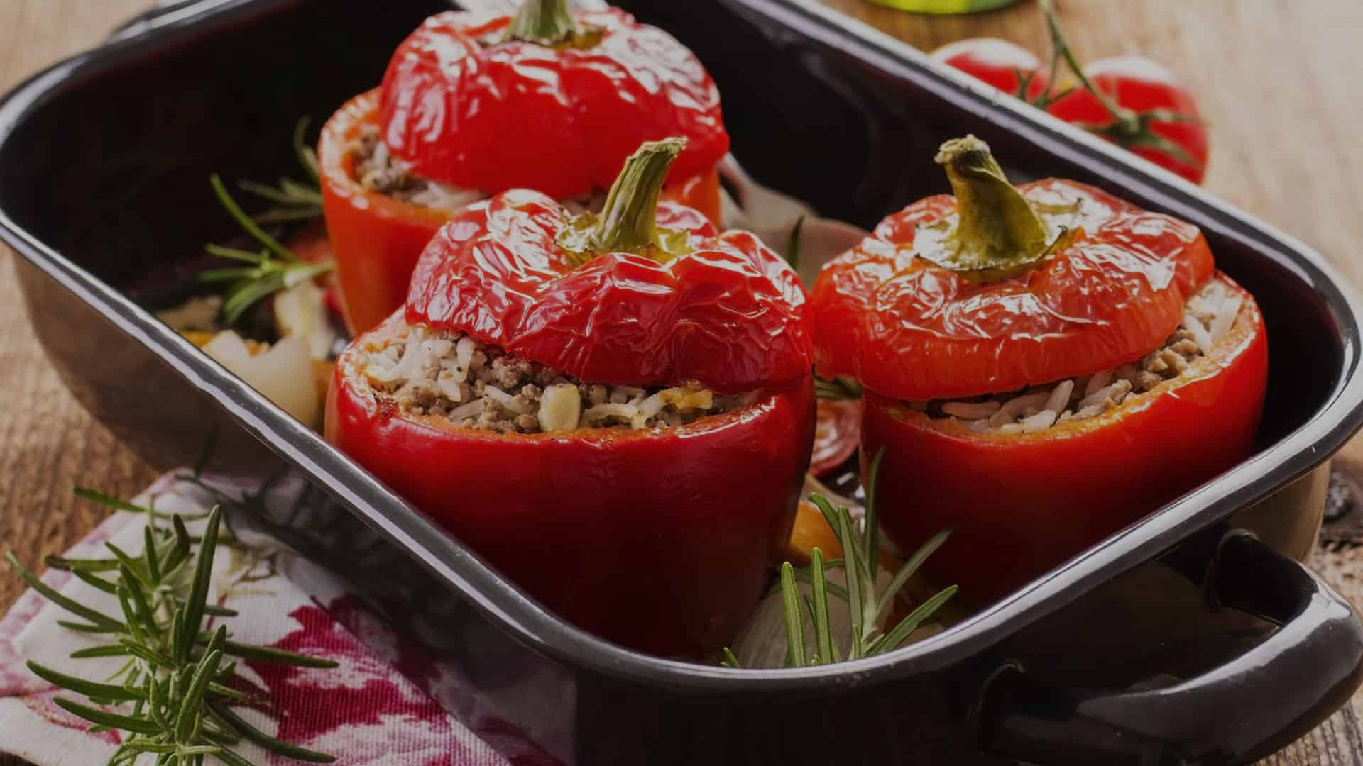 Protein-Packed Stuffed Pepper Recipe