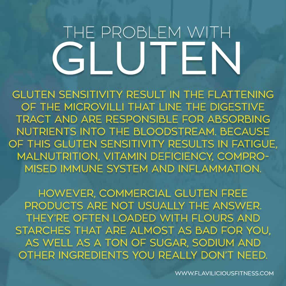 Problem-with-Gluten