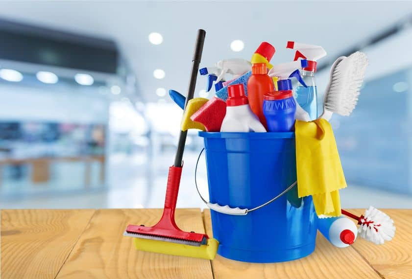 What is in your household cleaners?