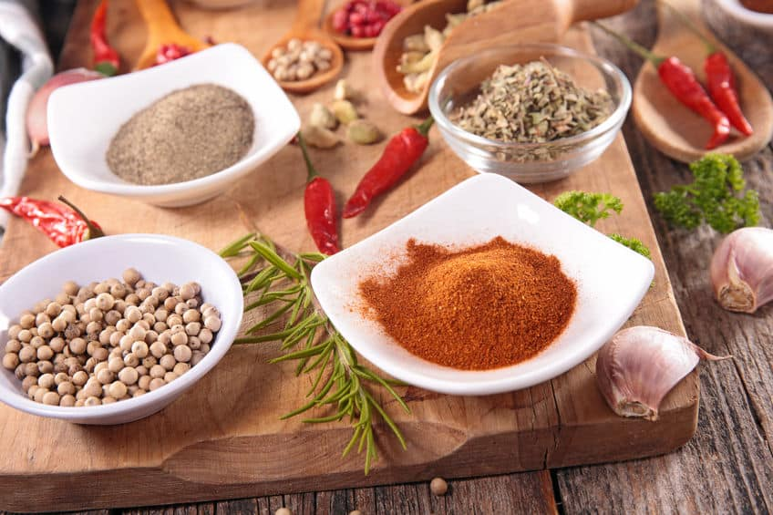 Final 7 Herbs & Spices for Fat Loss
