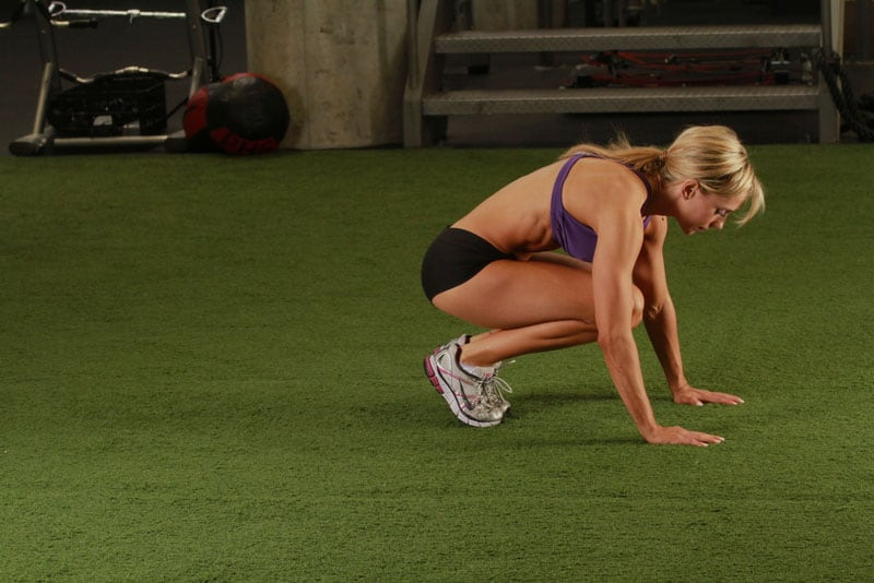 The 'Do Anywhere' Bodyweight Workout