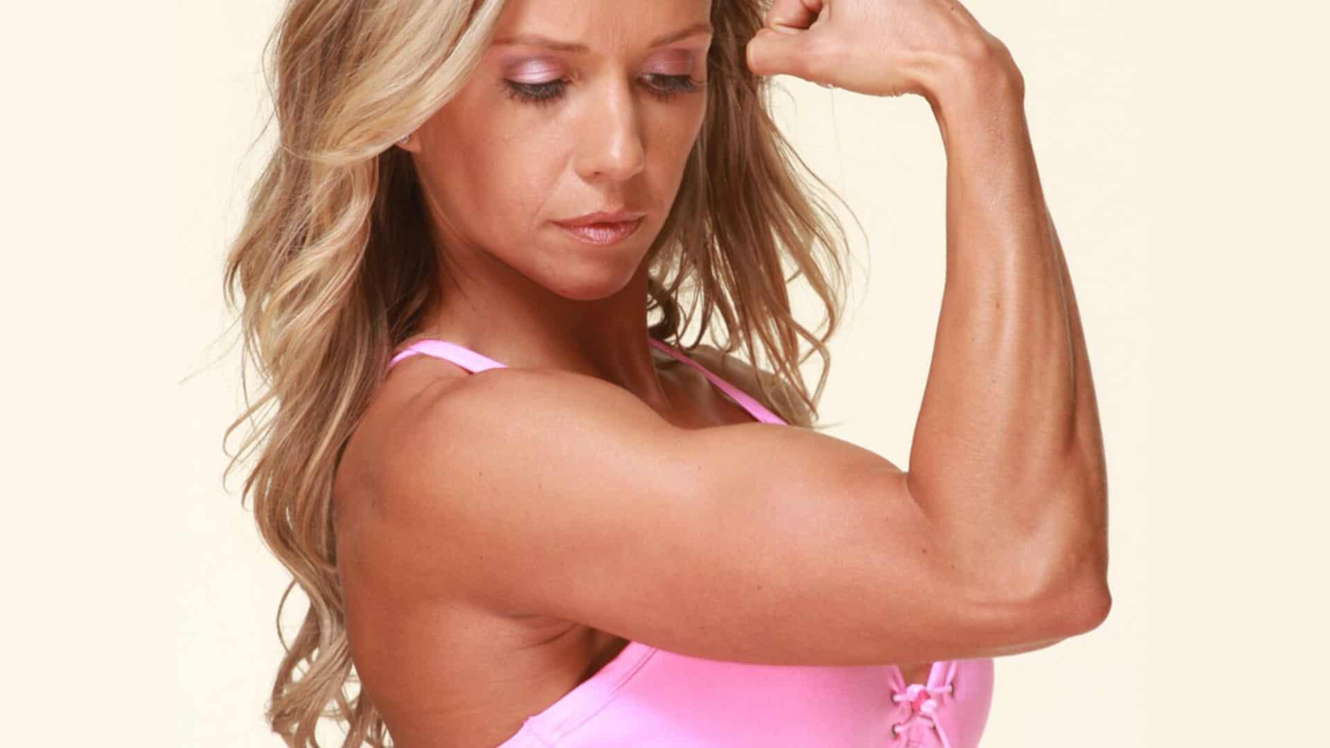 Toning Biceps & Triceps (Video)
