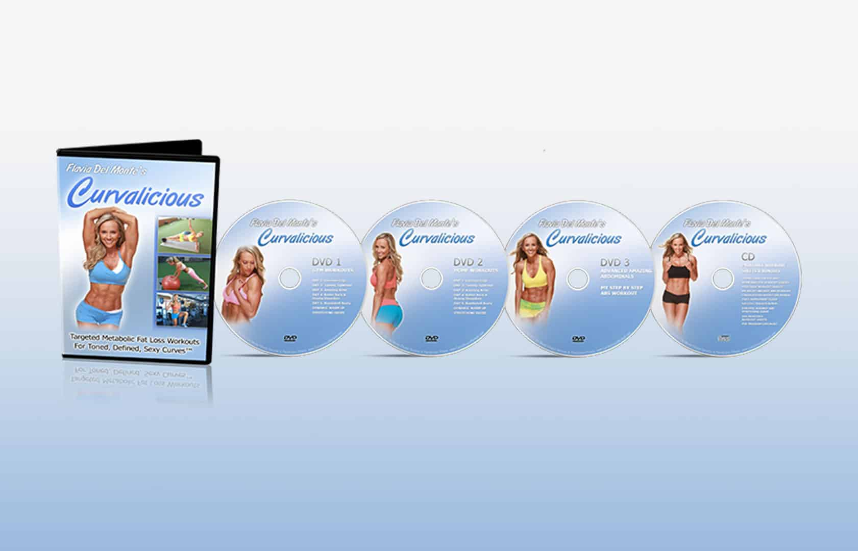 Win a FREE copy of the CURVALICIOUS Body Sculpting System