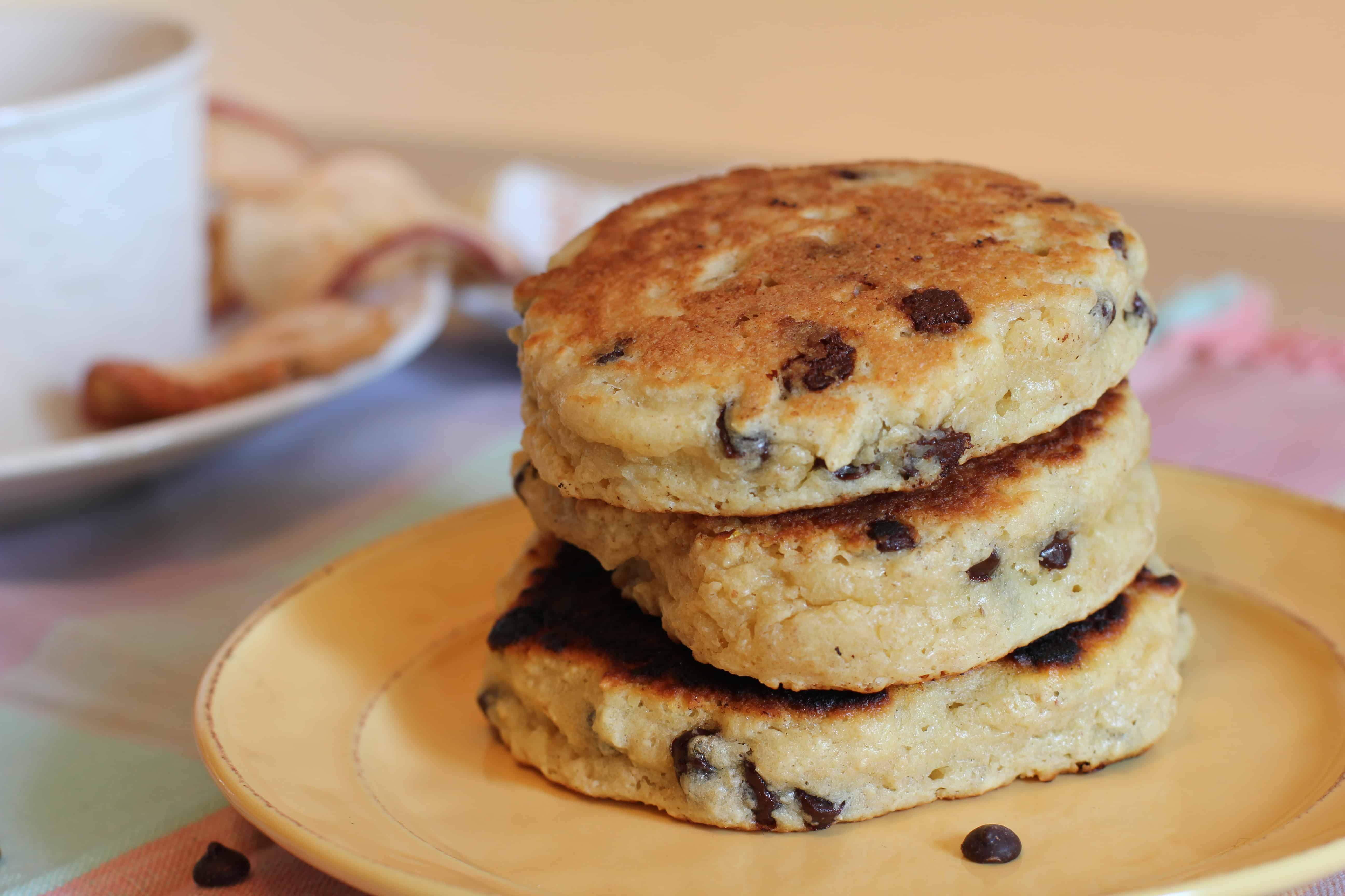 Gluten-Free Oat Cakes Recipe
